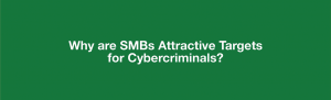 Why Are SMBs Attractive Targets for Cybercriminals